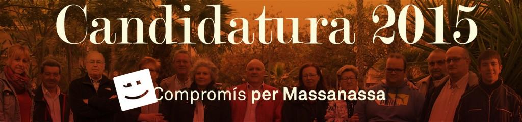 Banner Candidatura massanassa